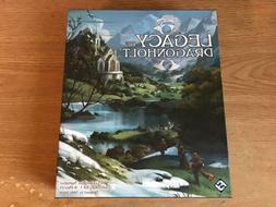 Legacy of Dragonholt Game New Fantasy Flight Games FFG Role-