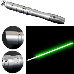 YDD Light Saber Sword Fx Force Hilt Green Blade Dueling Gree