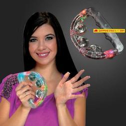 Flashingblinkylights Light Up Toy Tambourines