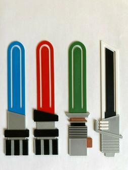 Lightsaber Bookmarks!