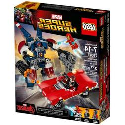 LEGO Marvel Super Heroes Iron Man: Detroit Steel Strikes