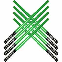 megasumer pack of 8 inflatable light saber