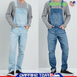 Men's Ripped Hole Biker Trousers Casual Jeans Skinny Slim Fi