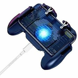 Mobile Accessories Game Controller With Cooling Fan For PUBG