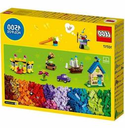 New 2019 🔥 LEGO Classic 10717 Bricks 1500 Pieces Building