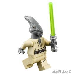 NEW Coleman Trebor Star Wars Minifigure Custom Lego w/ Light