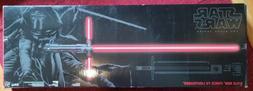 *NEW* Star Wars 04 The Black Series KYLO REN Force FX Deluxe