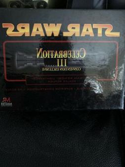 Master Replicas Obi-Wan Kenobi Star Wars LIGHTSABER .45 Chro