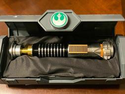 Disney Parks Star Wars Galaxy's Edge Luke Skywalker Lightsab