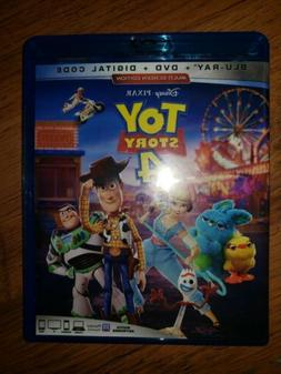 Disney Pixar Toy Story 4 Blu Ray + DVD NO DIGITAL