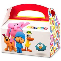 BirthdayExpress Pocoyo Party Supplies - Empty Favor Boxes 4