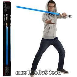 Star Wars Pretend Play Black Series Obi-Wan Kenobi Light Up
