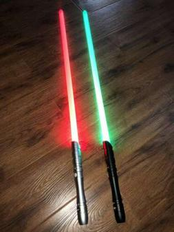 RGB Colors US Ship Star Wars Lightsaber Sword Light Hilt For