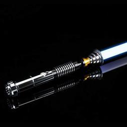RGB Star Wars Luke Skywalker Metal Lightsaber With Sound And