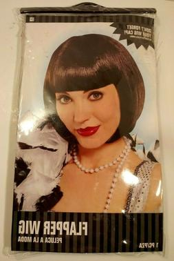 Amscan Roaring '20S Costume Party Flapper Synthetic Fiber Wi