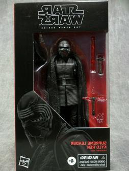 Star Wars Black Series NEW * Supreme Leader Kylo Ren * #90 F