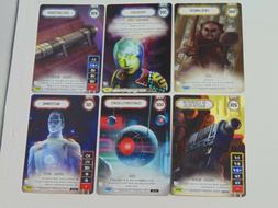 Star Wars Destiny Promo Lot x6 Jedi Lightsaber + More Fantas