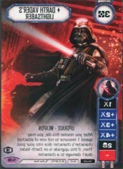 Star Wars Destiny Regionals Top 64 Darth Vader's Lightsaber