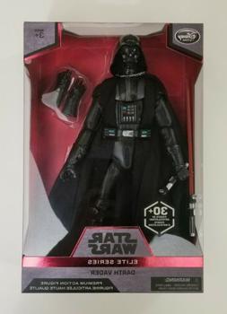 """Star Wars Elite Series Darth Vader 12"""" Premium Action Figure"""