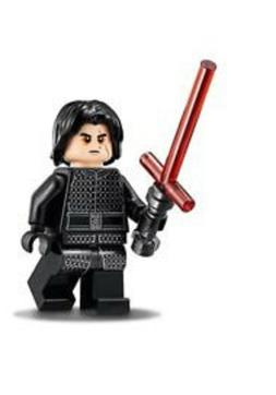LEGO® Star Wars™ Kylo Ren from 75196 with lightsaber