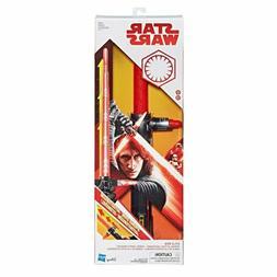 STAR WARS Kylo Ren Last Jedi Spring Action Autoextension Lig