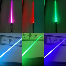 Star Wars Lightsaber Rechargable Jedi Sith Luke Force Light
