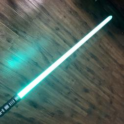 Star wars Lightsaber RGB Force FX Duel Metal Handle Light Sa