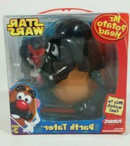 Playskool Star Wars Mr. Potato Head Darth Tater with Lightsa