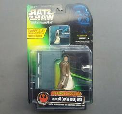 Star Wars POTF Electronic Power F/X Obi-Wan Kenobi  glowing