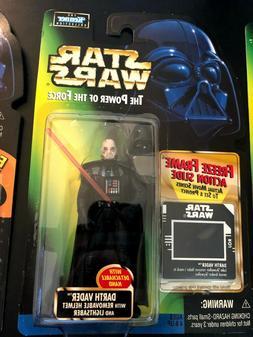 star wars potf freeze frame darth vader