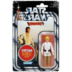 Star Wars Retro Collection Luke Skywalker Kenner Flashback 3