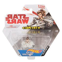 Hot Wheels Star Wars Rey Vehicle