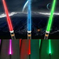 Star wars RGB Lightsaber Force FX Duel Metal Handle LED Jedi