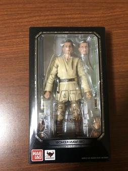 Star wars Bandai S.H figuarts phantom menace Obi Wan Kenobi