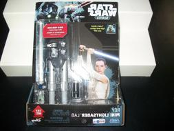 DISNEY STAR WARS SCIENCE BUILD YOUR OWN MINI LIGHTSABER LAB
