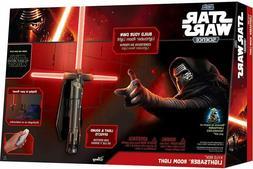 Uncle Milton Star Wars Science Kylo Ren Lightsaber Room Ligh