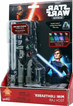 Star Wars Science Mini Lightsaber Tech Lab Disney Anakin Sky