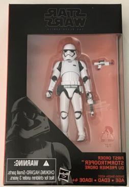 Hasbro Star Wars The Black Series FIRST ORDER STORMTROOPER 3