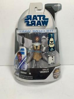 Star Wars The Clone Wars OBI-WAN KENOBI NO.2 Action Figure F