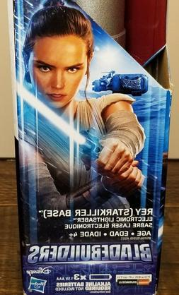 Star Wars The Force Awakens Rey Starkiller Base Electronic L