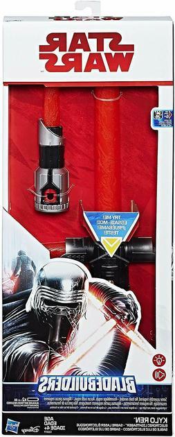 Star Wars: The Last Jedi Bladebuilders KYLO REN Electronic L
