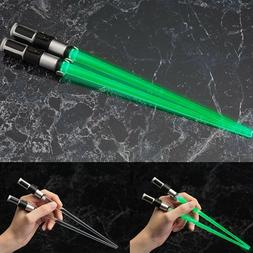 Star Wars Yoda Light Up Version Lightsaber Chopsticks Kotobu