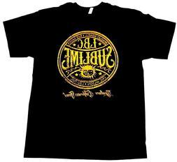 SUBLIME T-shirt LBC Ska Punk Long Beach Cali Tee Adult Men