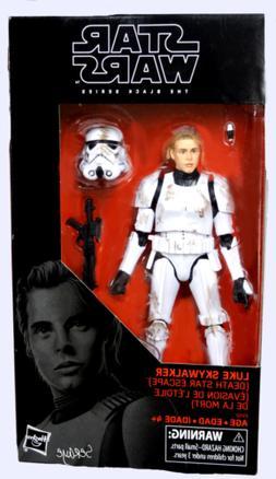 "Star Wars The Black Series 6"" Luke Skywalker"