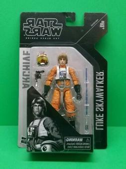 Star Wars The Black Series Archive Luke Skywalker Figure NEW