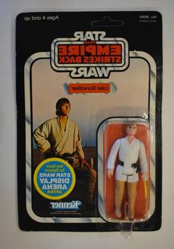 vintage star wars luke skywalker empire strikes