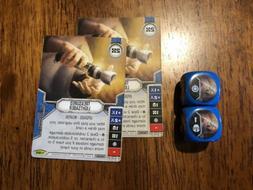 X2 Treasured Lightsaber #120 Star Wars Destiny Across the Ga