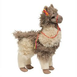 "Douglas ZEPHYR LLAMA Alpaca Plush Toy 12"" Stuffed Animal NEW"
